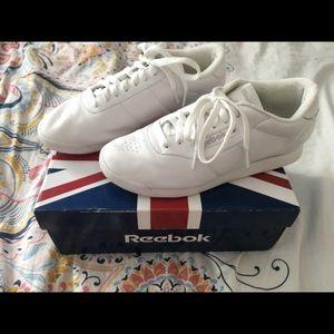 Classic Reebok White Sneakers